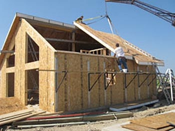 What are structurally insulated panels sips long Sip home construction
